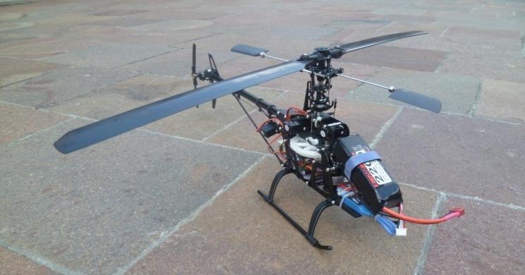 L Elicottero Arra Pdf : Controllo di stabilità per elicottero itis in progress